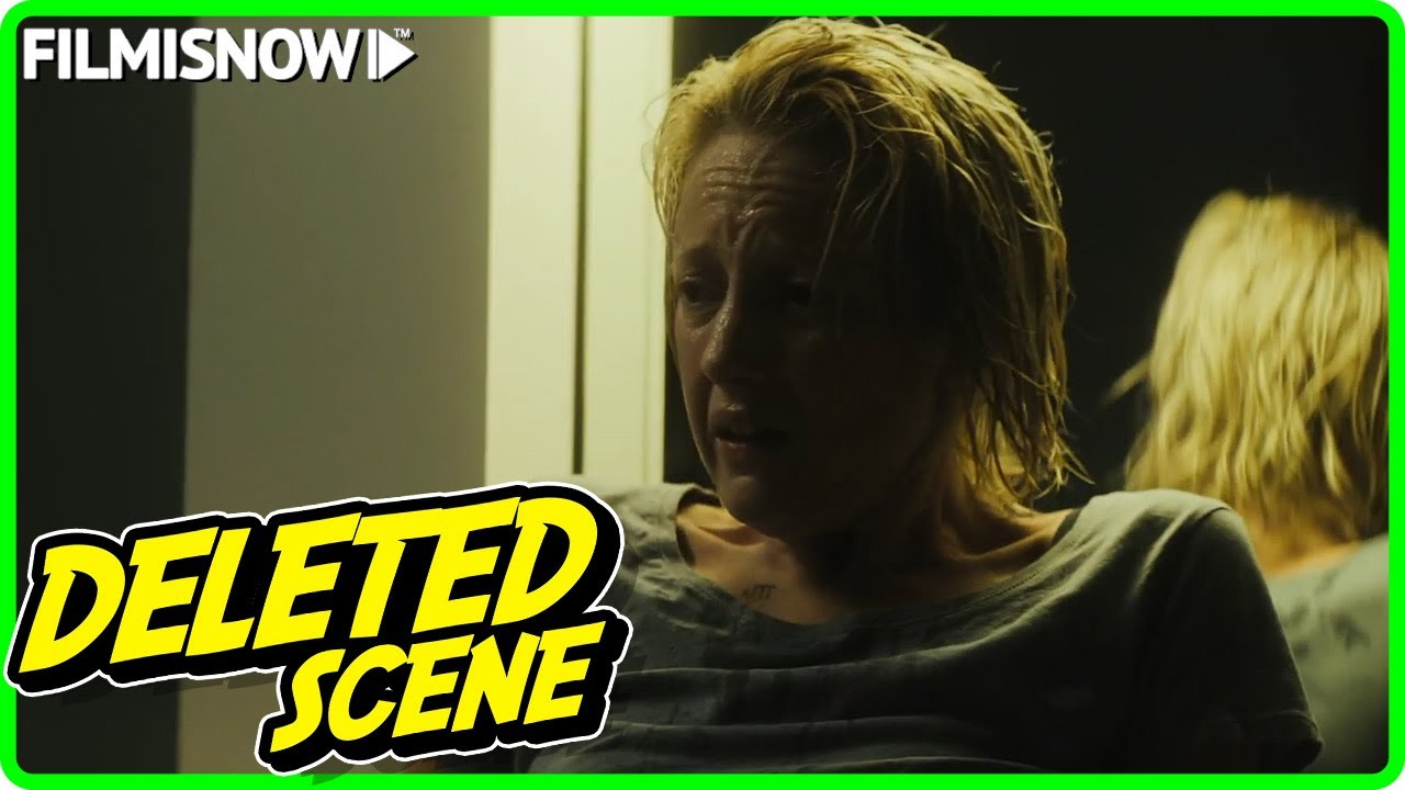 THE GRUDGE Muldoon Shoots at Sam, Just Let It Go & Who's Watching The Kid Deleted Scenes