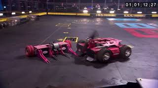 BattleBots Basement Tape 2020: WAR?EZ! vs Axolotl