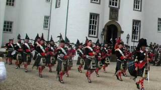 Bugle Horn - Atholl Highlanders Annual Parade - Blair Athol