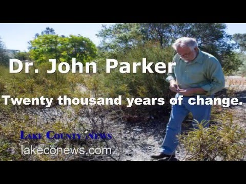 MCU Distinguished Speaker Series   Dr  John Parker   Change over 20,000 years