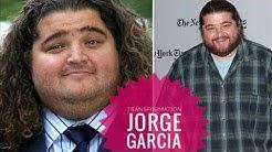 Jorge Garcia Weight loss 2019