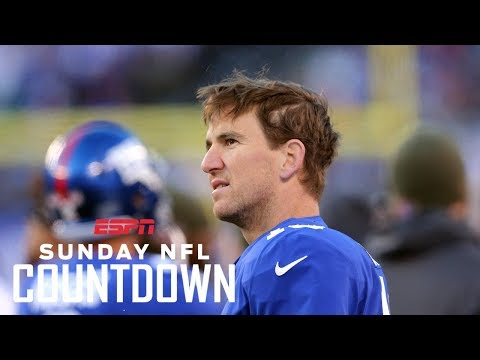 Is Eli Manning ready to move on from the Giants? | NFL Countdown | ESPN