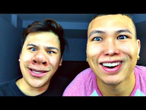 YOUTUBER FACE SWAP IMPRESSIONS!