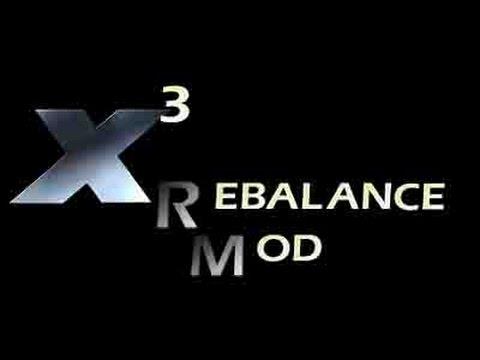 x3 rebalance mod download
