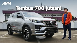 Toyota New Fortuner TRD Sportivo 2020