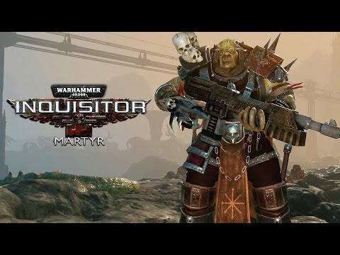Warhammer 40,000: Inquisitor - Martyr: Exclusive Gameplay Teaser