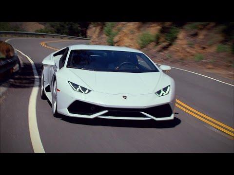 Lamborghini Huracan: Brute in a suit (CNET On Cars, Episode 63)