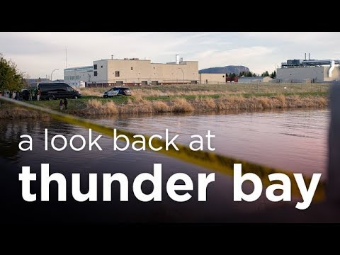 APTN National News December 27, 2017 - Thunder Bay