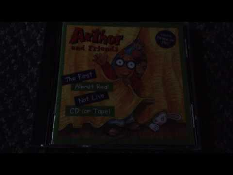 Arthur And Friends: The First Almost Real Not Live CD (or Tape): Lucky Pencil