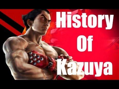 History Of Kazuya Tekken 7