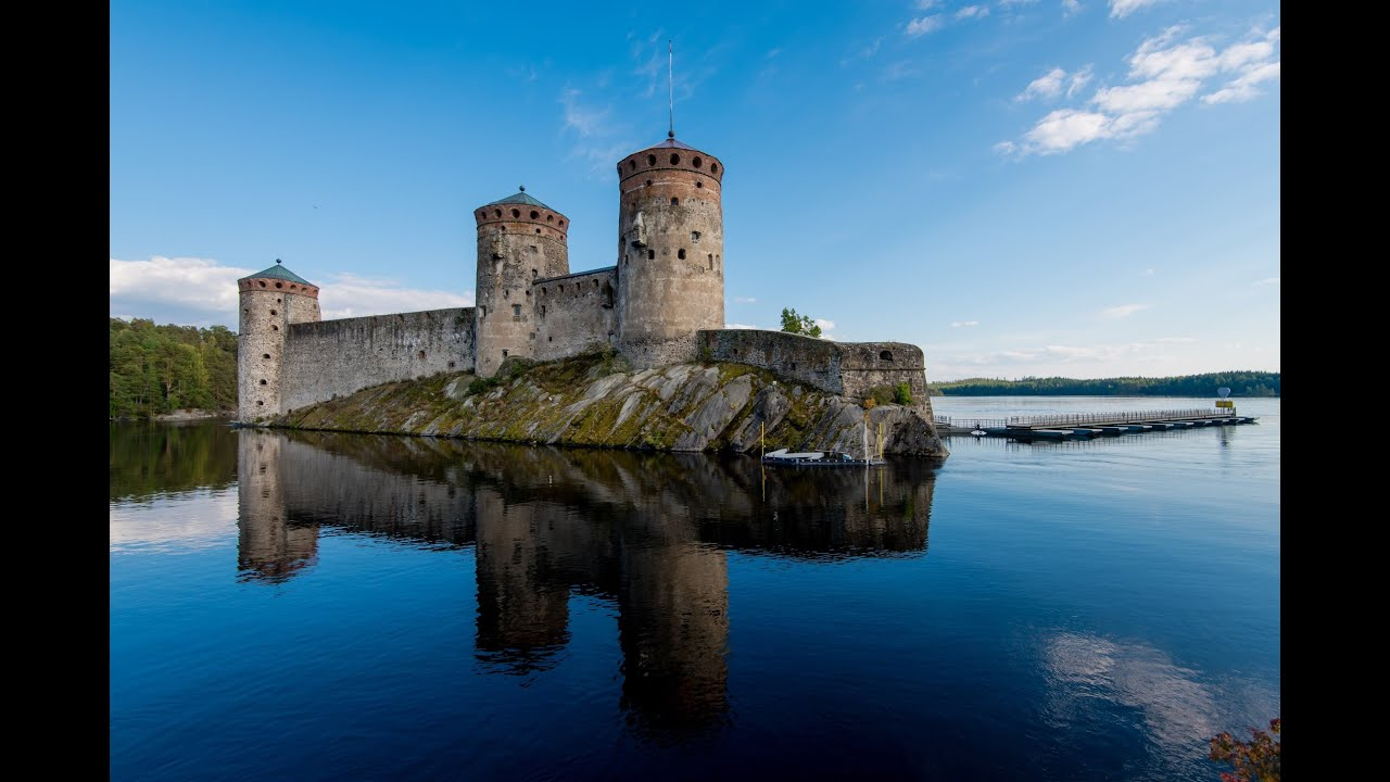 the history of olavinlinna castle in finland Olavinlinna is a castle that sits in  once there you can learn all about the history of amethysts in finland as well as dig for  25 best things to do in finland.