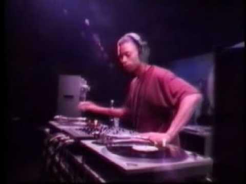 JEFF MILLS Live At The Liquid Room Tokyo 1995