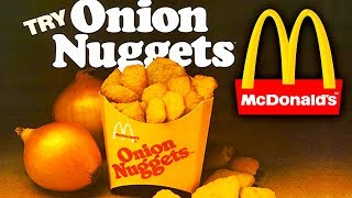 10 Cancelled Mcdonald's Items That People Still Talk About