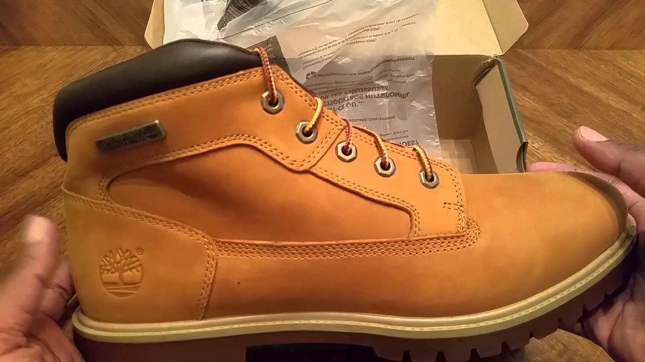737c23eddfcd Timberland Newmarket campsite boot review - YouTube