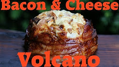 Bacon & Cheese Volcano