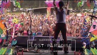 Groove City - Lost Paradise 2018/19