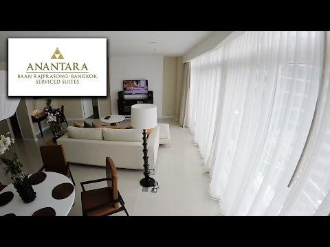 Anantara Baan Rajprasong Serviced Suites Bangkok, Cityview Suite Balcony (BTS Ratchadamri)