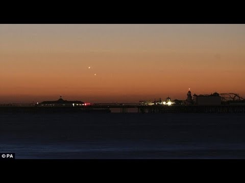 VENUS & JUPITER CONJUNCTION 11.13.17 * WHEEL OF FORTUNE * PA