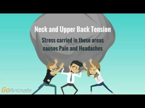 Massage Edmonton| Workplace Massage and Stress