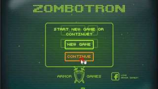 Zombotron hack (Cheat Engine 6.1)