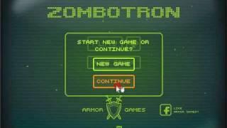 Zombotron Hack Engine