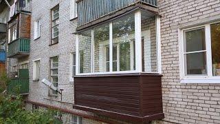 «Балкон-Сервис СПб»(«Балкон-Сервис СПб» выполняет полный демонтаж старых рам и обшивки балконов абсолютно бесплатно. Санкт-П..., 2015-07-07T10:54:56.000Z)