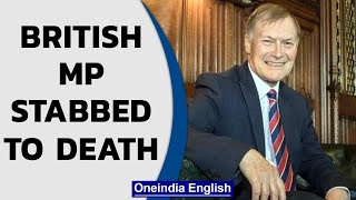 Britsh MP David Amess killing being treated as terror attack | Oneindia News
