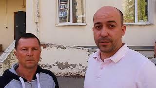 Жители просят Сергея Филипенко предотвратить обрушение дома на улице Чапаева