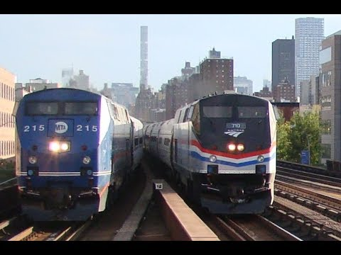 2017 Amtrak Empire Service Detours - Part 3