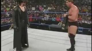 Undertaker Confronts JBL