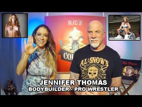 Jennifer Thomas   Bodybuilder  - Pro Wrestler -Physique Model
