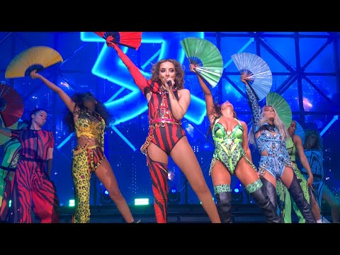 WASABI Live (4K) - FRONT ROW - FINAL NIGHT - LM5 Tour, The O2 Arena, London 22/11 LITTLE MIX