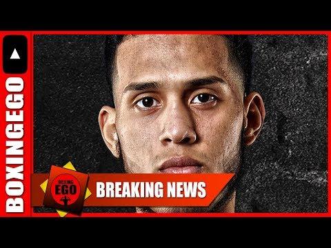 BREAKING NEWS: DAVID BENAVIDEZ ADVERSE VADA DRUG-TESTING - FAIL