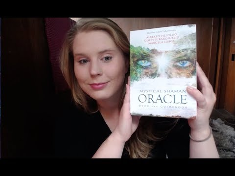 The Mystical Shaman Oracle Unboxing