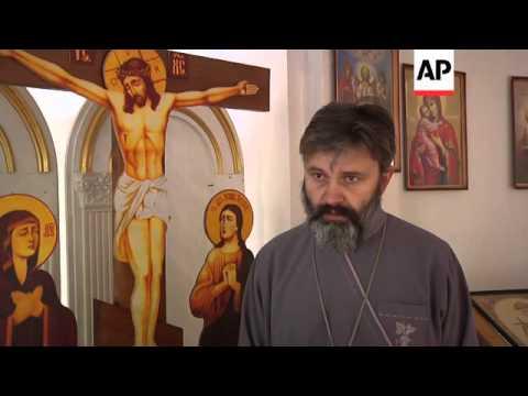 Ukrainian church in Crimea prays for peace in Ukraine