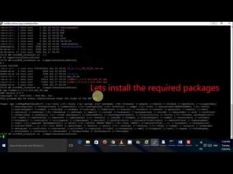 Information Server Installation on Virtual Machine Part 5