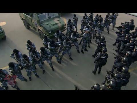 Cuộc Chiến Giữa S.W.A.T Và Quân Đội Thế Lực Nào Có Uy Lực Khủng Hơn | NỮ CHIẾN BINH XINH ĐẸP | 888TV