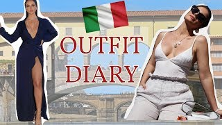 Travel Outfit Diary: 4 Looks from the NARS trip to Italy! \\ Chloe Morello Vlog