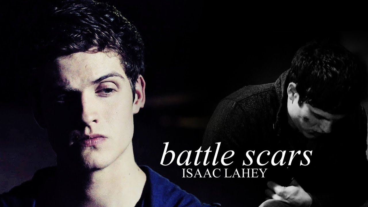 Teen Wolf Hd Wallpaper Isaac Lahey Battle Scars Youtube