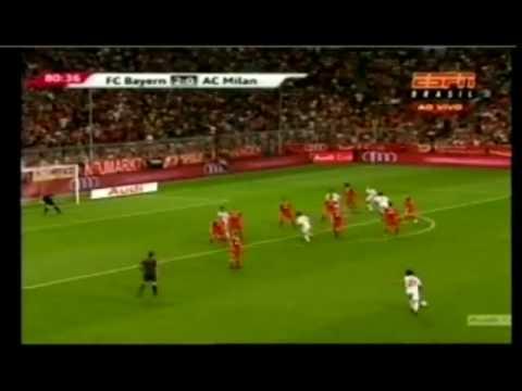 Bayern Munich 4-1 AC Milan - Audi Cup [29/7/2009]