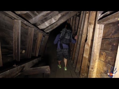 Whats It Like Living In Colorado | Exploring A Haunted Mine At Night