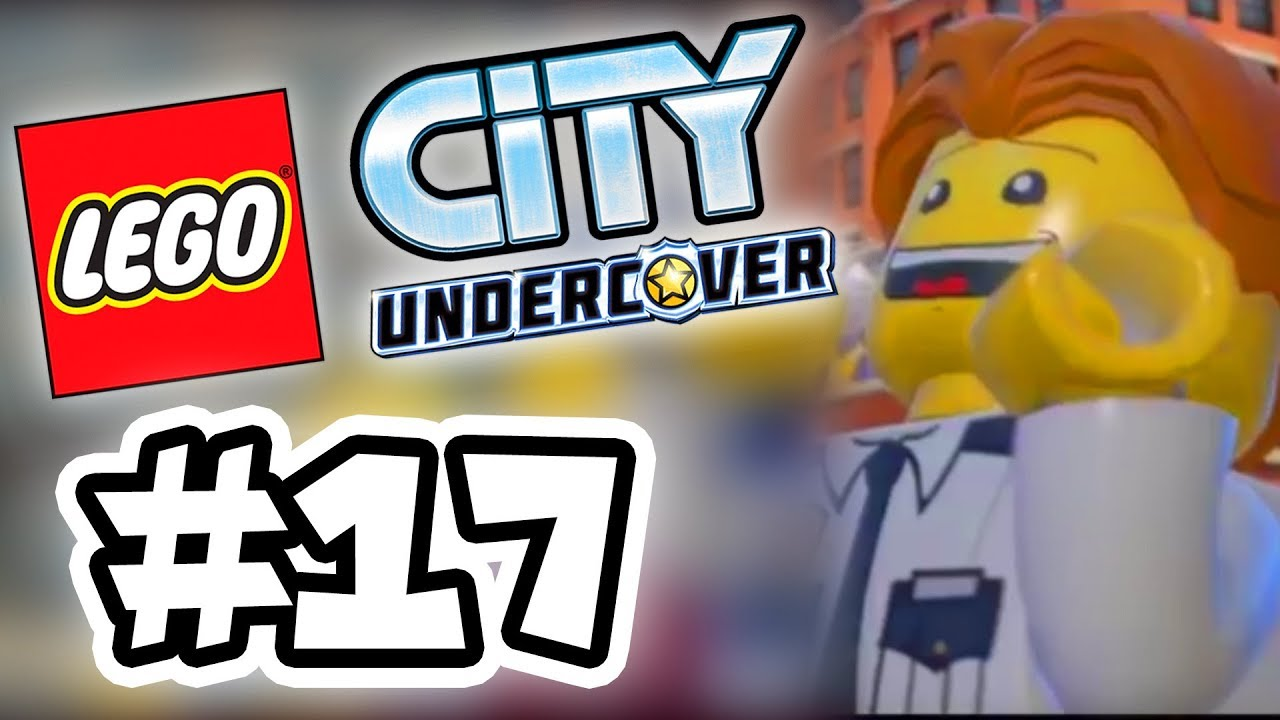 GOIN' TO SPACE! | Lego City Undercover HD #17 - YouTube