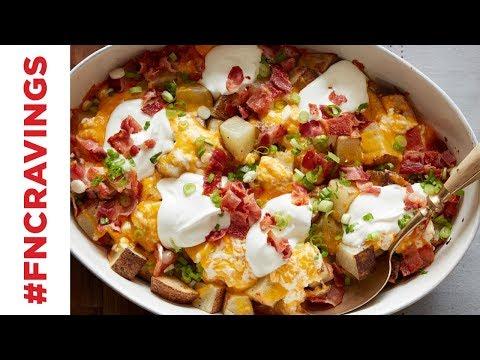 Loaded Baked Potato Casserole | Food Network