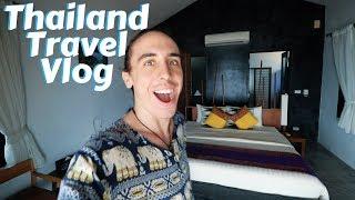 Krabi Thailand Travel Vlog  - Ko Klang Village - Islanda Hideaway Resort - Southeast Asia