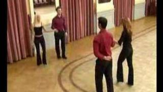 Quadrille dance [1/4] - Le Pantalon