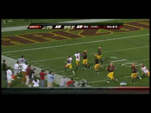 USC Offense Highlights vs. Arizona State 2009
