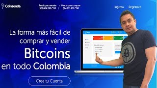 Como comprar bitcoins en colombia bitcoins kaufen anleitung zopf