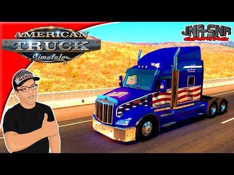 American Truck Simulator Mods Tom Dooley's Peterbilt 579 Mod Review