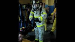 Firefighters Visit Paraguay (sajonia)