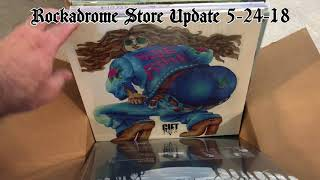 Rockadrome Store Update 5-24-2018 - heavy rock prog psych records